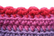 Crochet: Edging / by Heather Shinabarger