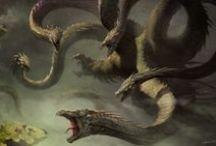 Dragons!!! / by herald bau