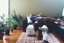 get fit / by Allison Baraniak
