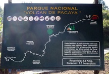 Hiking the volcano Pacaya / by Obras Mayas