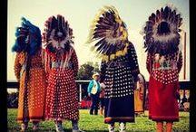 indianen / by vivian de vries