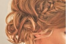 Hair up there / by Kerrie Simmonds
