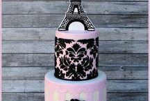 Paris theme party/Parisian party/Paris Poodle/Eiffel Tower / by Felien Torres Lyn
