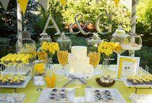 Yellow/Lemonade and  / by Felien Torres Lyn