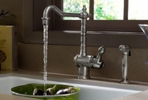 Faucets / Jazz up a kitchen or bath sink with one of these fantastic faucets. / by National Builder Supply