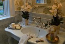 Beautiful Bathrooms / Inspiration, motivation, or ideas for your bathroom, we've got them here. / by National Builder Supply