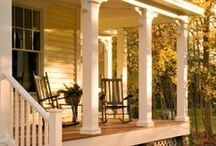 Porches & Sunrooms / A gallery of porches and sunrooms / by National Builder Supply