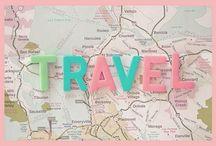 H i t : T he : R o a d / Let's Go Anywhere! / by Jennifer J