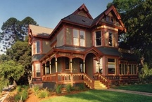 historic homes / by House Crazy Sarah