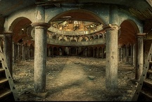Abandoned Beauty / Also See:  Nature's Reclamation / by Jennifer Miserendino