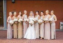 *bridal party / by Kate Pendleton