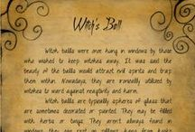 Wicca & Witchcraft - Crafty Crafts / by Jennifer Miserendino