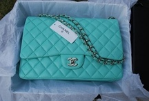 Chanel In Blue / by Holly Griffin