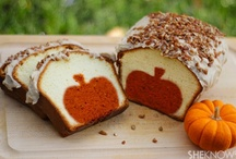 Deserts in Pumpkin / by Holly Griffin