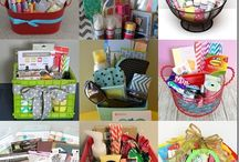 Fundraiser baskets / by Daisy Bear