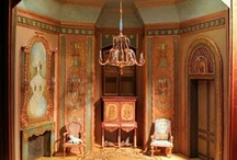 MINIATURE ROOMS / by Patricia Yackanich