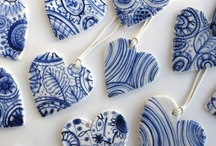 I love Blue and White / by LarRees Smith Hess