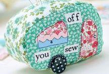 Sewing machine / by Susan Savage