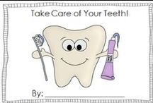 Teaching Tools for Tooth Health / Resources for helping spread the word about good oral hygiene / by NEA's Read Across America