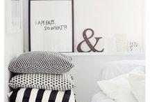 Interior design / Scandinavian, white, neutral, modern, minimalistic, industrial. / by Tiia Turunen