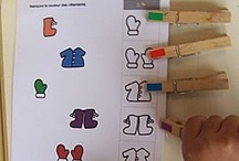 maternelle / by Vanessa Picard