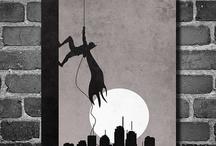 All things Batman (I'm Batman) / by Mary Lopez