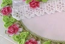 Crochet & tejido - Crochet & Knitting / by Silvia Vanessa Carrillo Lazo