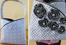 Sewing - Handbags, wallets and more / by Silvia Vanessa Carrillo Lazo