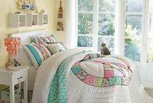 Home decor - Bedroom ideas for Teens / by Silvia Vanessa Carrillo Lazo