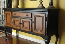 DIY Painted Furniture / DIY Painted Furniture / by VintagePhilly
