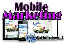 Mobile Marketing / #Mobile Marketing, #Tips, #Tools, #Blogs, #Articles, #Images.  Marketing Móvil / by Julio Ruiz / Mobile Marketing