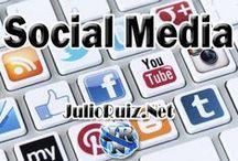 Social Media / Social Media Images, Infographics. / by Julio Ruiz / Mobile Marketing