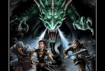 The Awesome World of RPG / All things great in Dungeons and Dragons, Pathfinder, and pretty much any RPG...  / by Ashley D