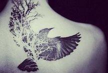 Tattoos / by NachtDerWolf