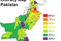 socio economic Pakistan / by Shabbir Bhutta