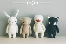 Animal Friends / Beloved little creatures / by Minou Kids