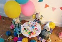 We love parties / by Minou Kids