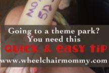 nifty ideas / by Priscilla Hedlin| Wheelchair Mommy