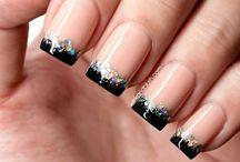 nails Nails NAILS / by Stephanie Vallejo-Perez