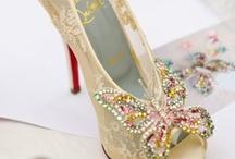 Wedding Shoes / by Maryellen Conty Dennison