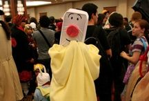 Costume fun / by Carol Tell