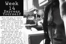 2014: self portraits / Self Portraits / by Priscilla Hedlin| Wheelchair Mommy