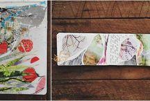 | books i've made | / by manda townsend