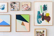 | gallery walls |  / by manda townsend