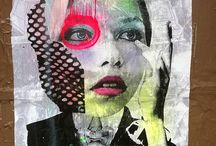 Disguise and obscure / How artists deconstruct, camouflage and describe the face and identity / by imagepop2