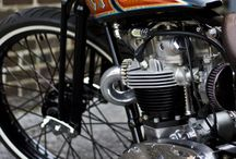 """Ideas"" by Indian/Harley Davidson/Bobbers / by UbiquiteTatoo DomDom - Ubiquité"