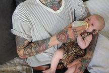 """""""Tats"""" by Family & Lovers / by UbiquiteTatoo DomDom - Ubiquité"""