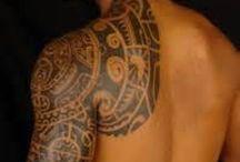 """Tats"" by Tribal & Maori / by UbiquiteTatoo DomDom - Ubiquité"