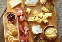 Cheese Board Ideas / by Lorraine Cheese