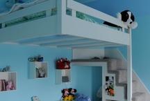 Cool Bedroom Ideas / by Anna Bochanski